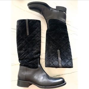 Ralph Lauren Collection Leather Riding Boots